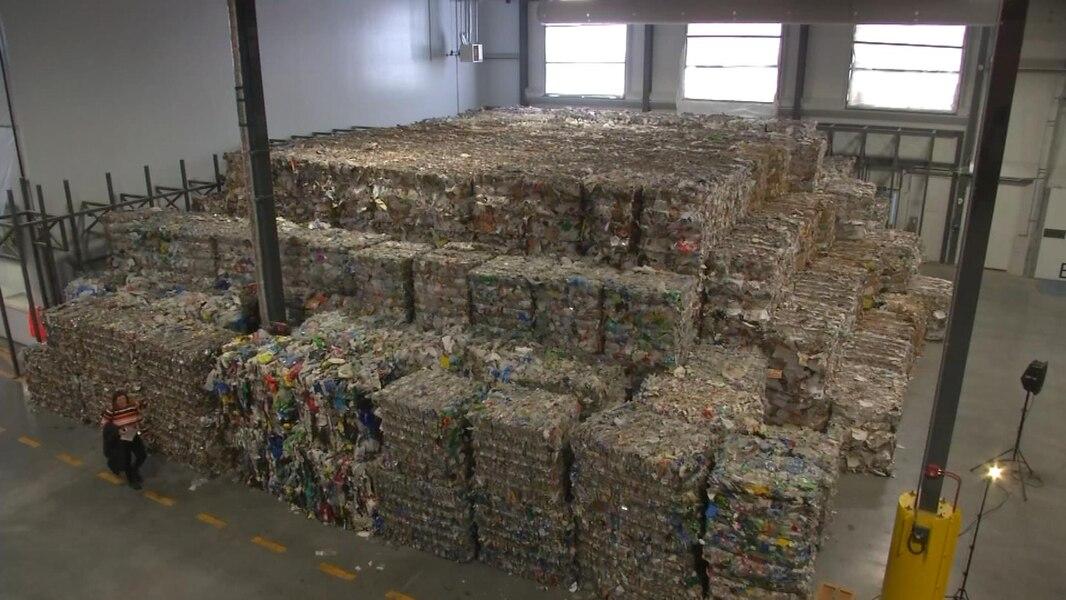 Quatre centres de tri ferment, la crise du recyclage perdure