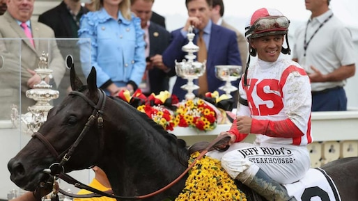 Victoire surprise de Cloud Computing au Preakness Stakes