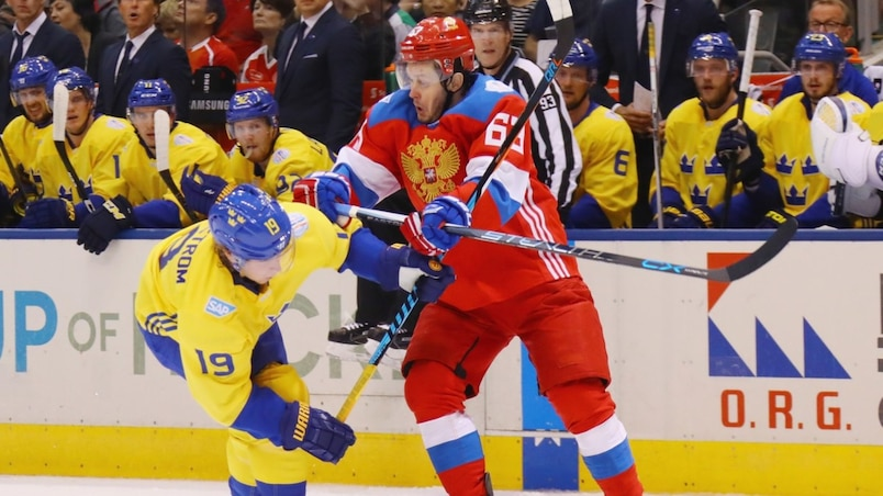 SPO-HKI-WCH-WORLD-CUP-OF-HOCKEY-2016---TEAM-SWEDEN-V-TEAM-RUSSIA