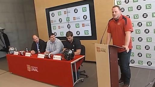 Du football de la LCF à Québec