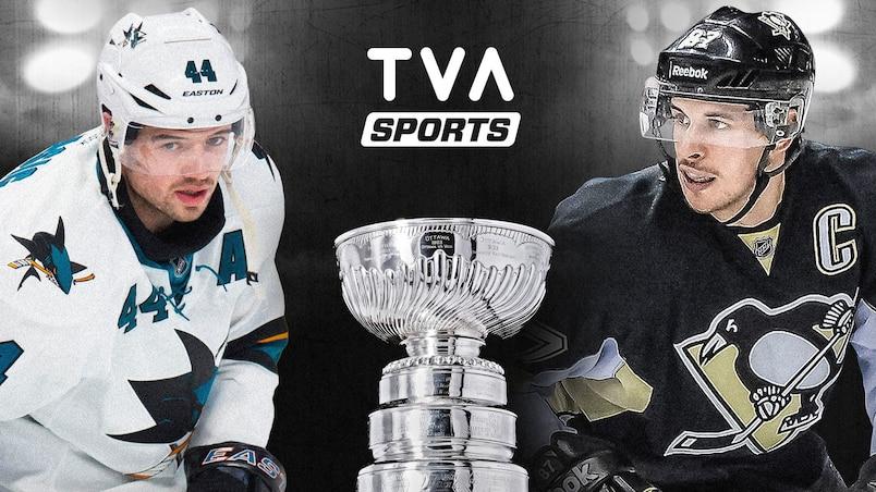 Marc-Édouard Vlasic et Sidney Crosby