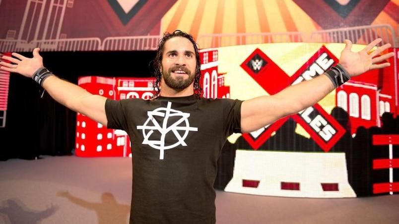 Cette semaine dans l'univers de la WWE : Seth Rollins, en mode Elimination Chamber