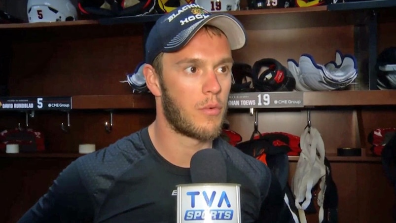 Toews plus que confiant