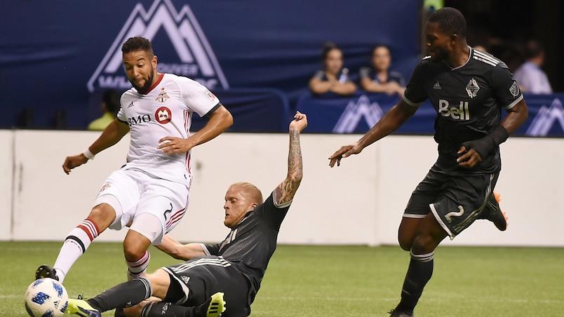 Championnat canadien: Toronto et Vancouver se contentent d'un match nul