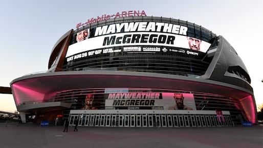 Des billets à 125 000 $ pour Mayweather-McGregor!