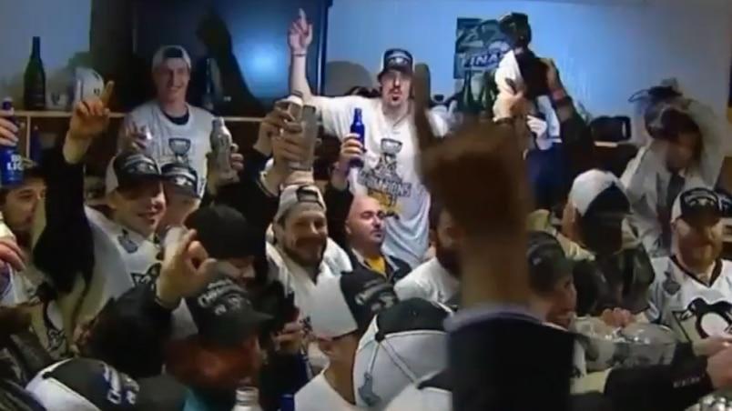 L'hymne de la victoire!