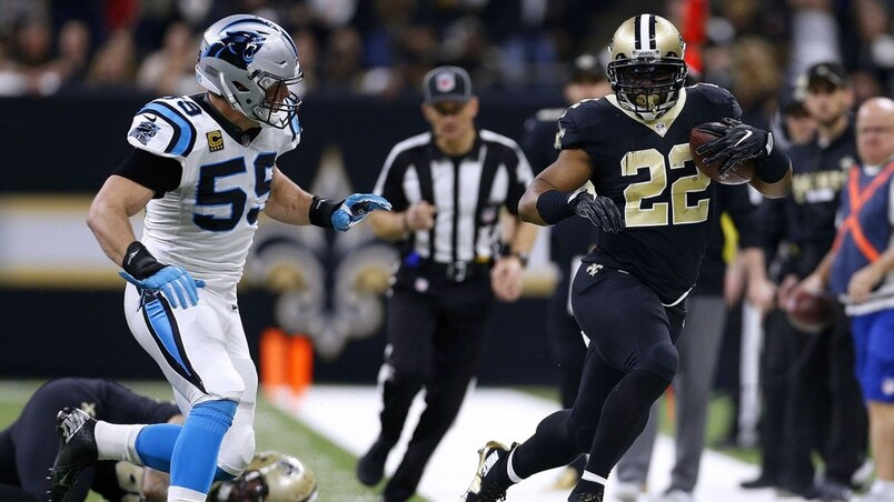 Wild Card Round - Carolina Panthers v New Orleans Saints