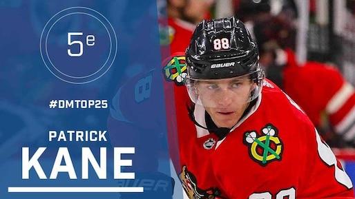 Le top 25 de la LNH: Patrick Kane, #5