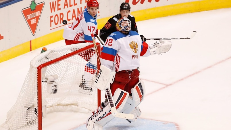 World Cup Of Hockey 2016 - Team Russia v Team North America