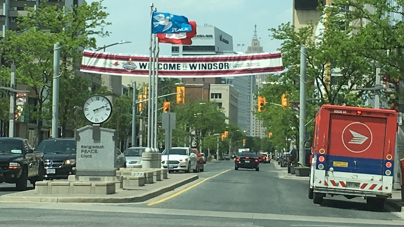 Bienvenue à Windsor