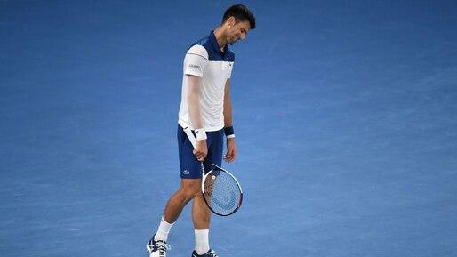 Novak Djokovic opéré au coude droit