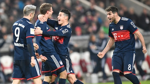 Le Bayern sauvé par son gardien