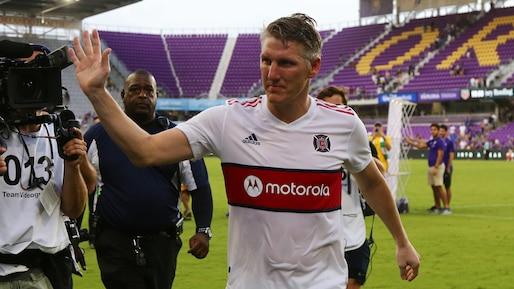La retraite pour Bastian Schweinsteiger