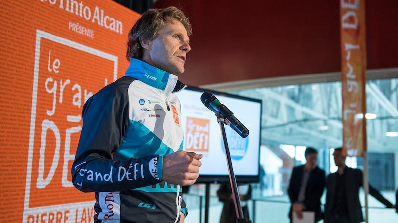 Un record pour le Grand défi Pierre Lavoie