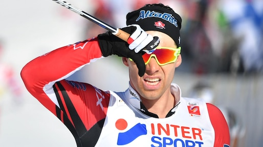 Alex Harvey termine 6e au skiathlon