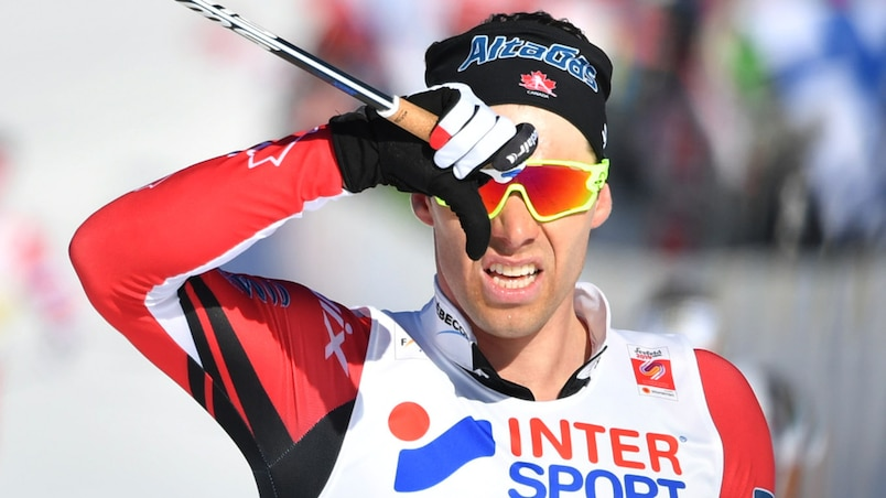 Alex Harvey termine 6e au skiathlon