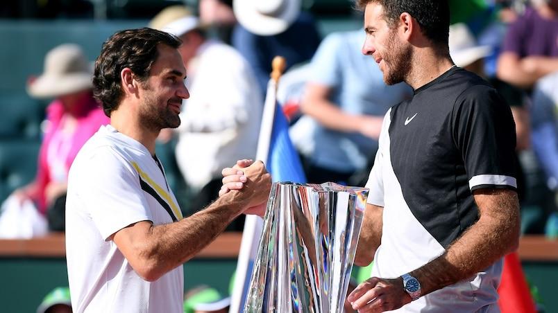 Miami: un autre duel Federer-Del Potro?