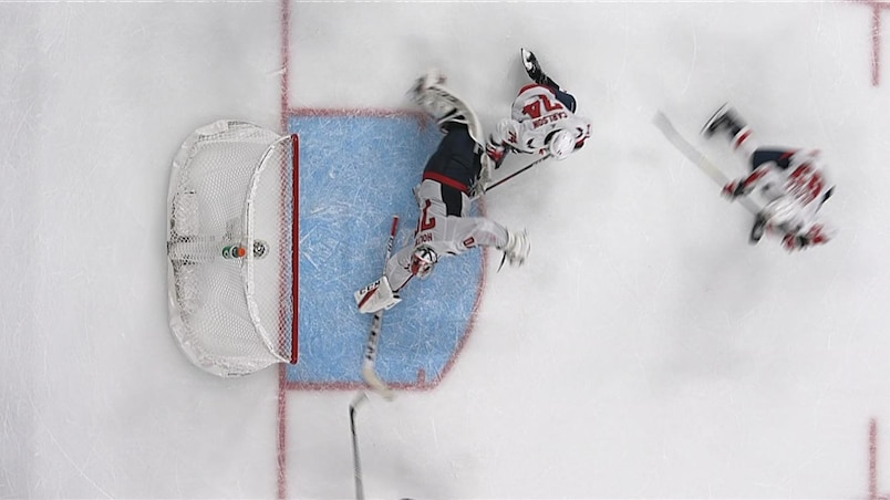 Holtby, l'homme-miracle des Capitals