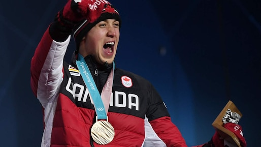 FREESTYLE SKIING-OLY-2018-PYEONGCHANG-MEDALS