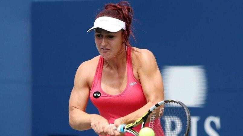 Gabriela Dabrowski s'incline en double