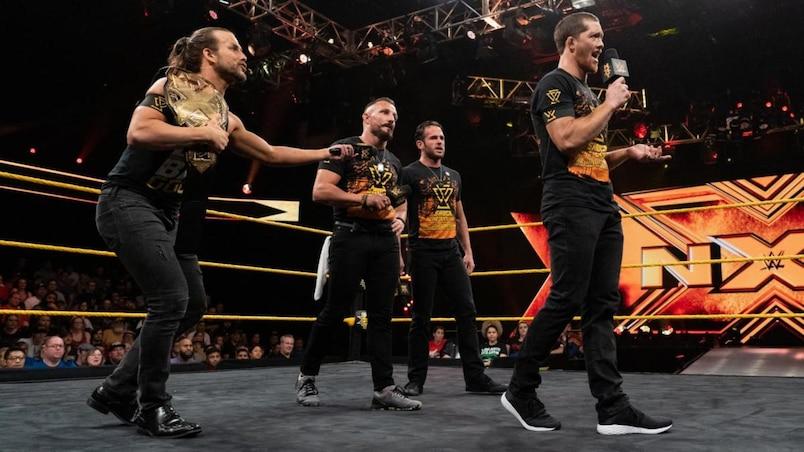 Cette semaine dans l'univers de la WWE : la guerre des mercredis soirs est ouverte