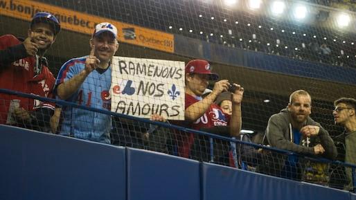 Montréal a un message pour vous