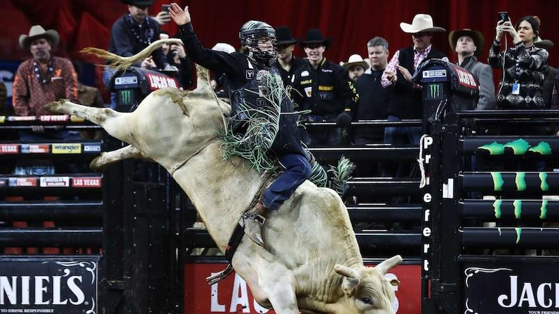 Bull riding : les vedettes seront à Québec