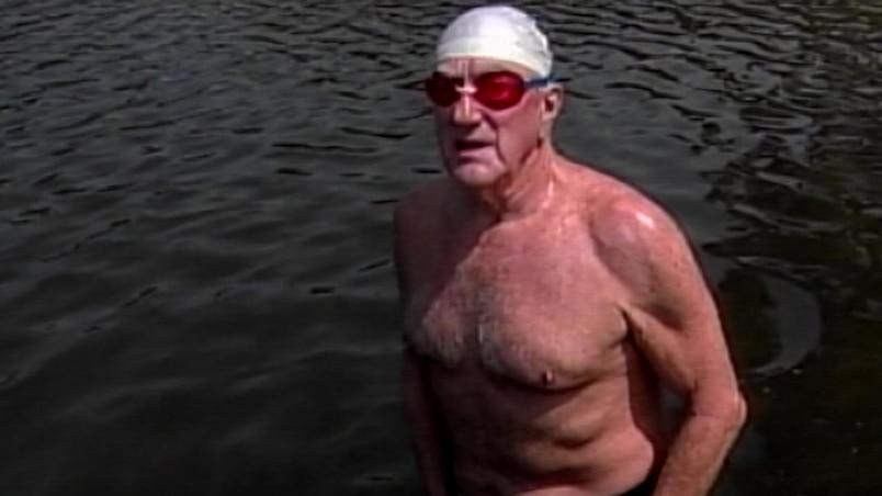 Le nageur Robert Cossette succombe à un cancer