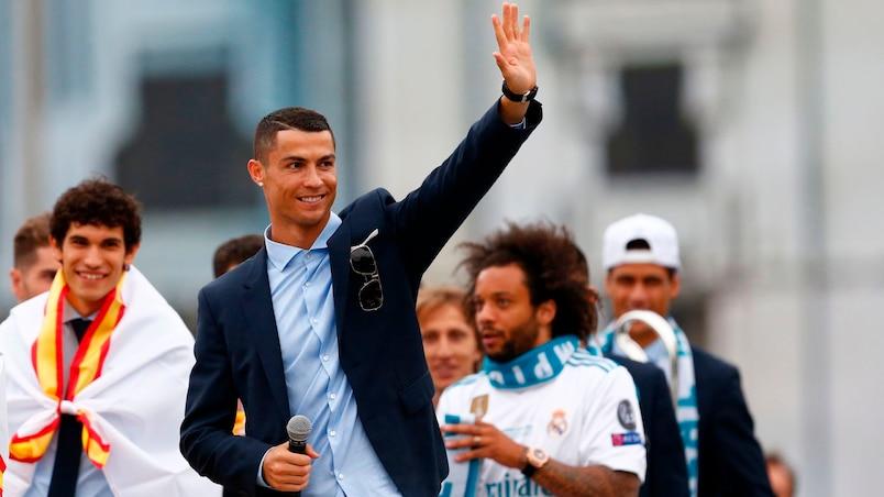 L'Espagne dit «Ciao» à Ronaldo et l'Italie se réjouit