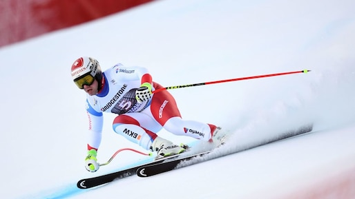 Beat Feuz s'impose à Garmisch-Partenkirchen