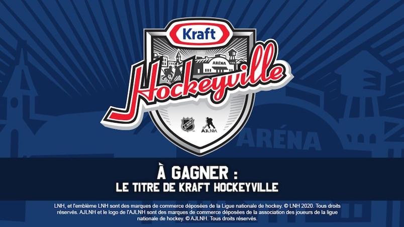 Concours Kraft Hockeyville
