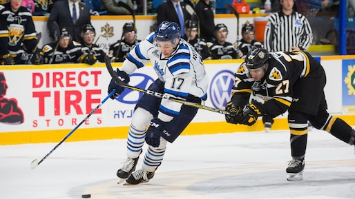 SPO-SAGUENEENS DE CHICOUTMI VS SCREAMING EAGLES DU CAP-BRETON