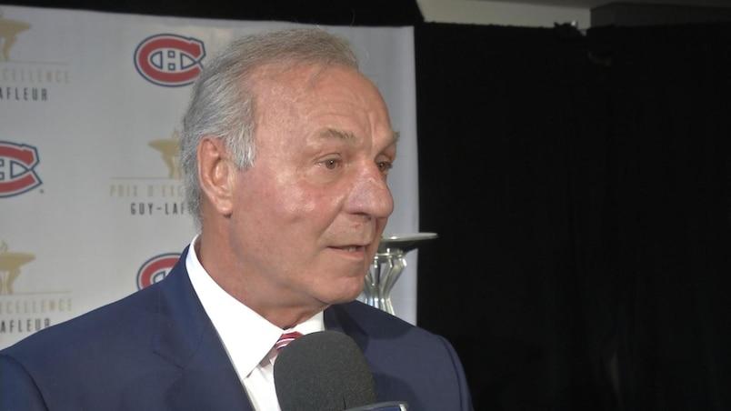 Marner à Montréal: Guy Lafleur se prononce