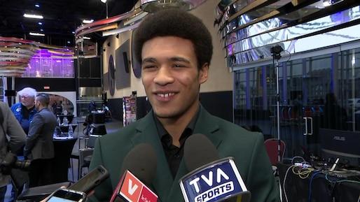 «Dans un an, je vais être champion du monde» - Lexson Mathieu