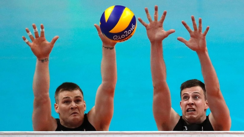 Volleyball masculin: le Canada perd lors des quarts de finale