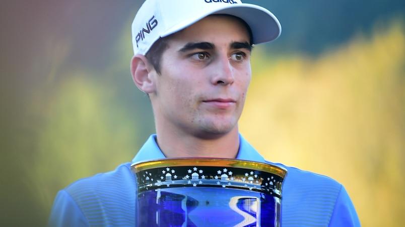 PGA : Joaquin Niemann écrit une page d'histoire