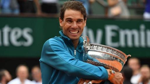 Rafael Nadal et Simona Halep toujours au sommet
