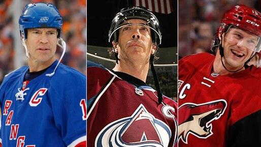 L'ultime joueur des Rangers, de l'Avalanche et des Coyotes
