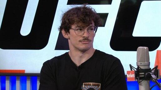 Olivier Aubin-Mercier fâché contre le choix de l'UFC