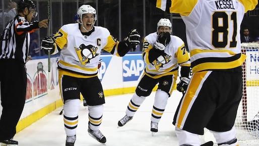 Une troisième de suite pour les Penguins?