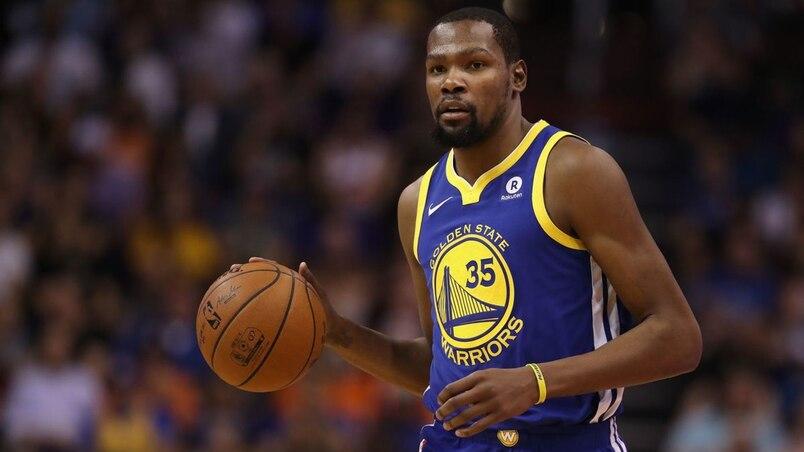 Kevin Durant n'exercerait pas son option pour l'an prochain
