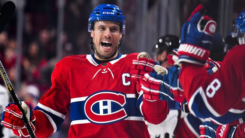 Kings c. Canadiens