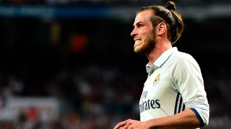 Real Madrid: fin de saison compromise pour Gareth Bale