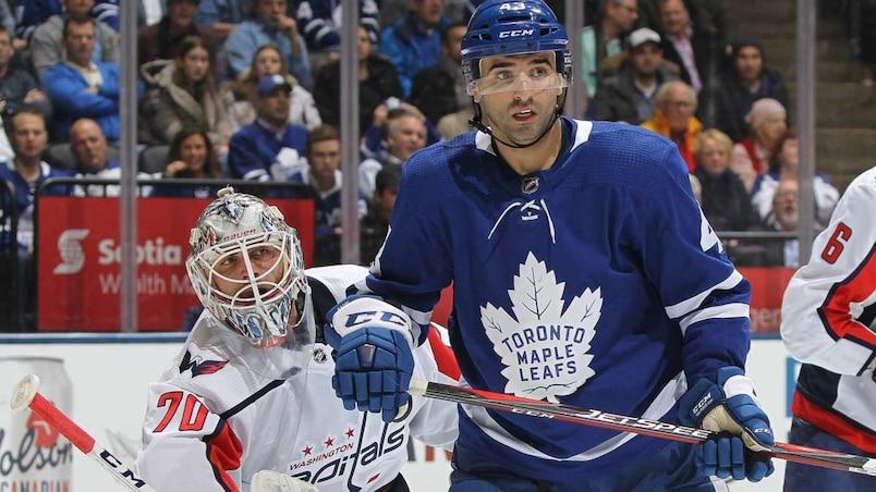 Les Maple Leafs de retour à la maison