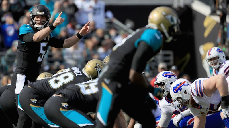 Les Jaguars frustrent les Bills