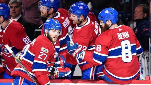 La semaine des Canadiens : en quête de victoires