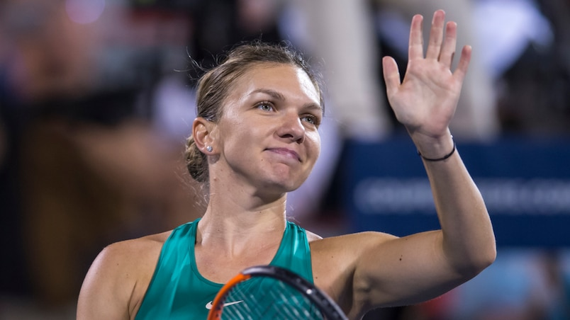 Simona Halep bat une Venus Williams visiblement diminuée