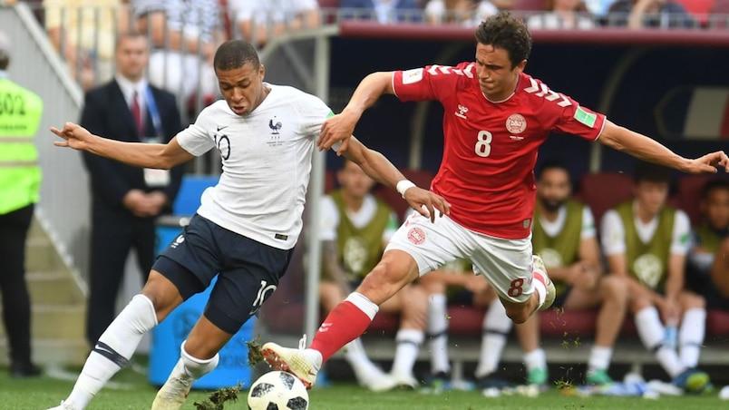 Coupe du monde: France et Danemark qualifiés