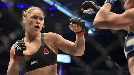 Aucun retour en vue pour Ronda Rousey