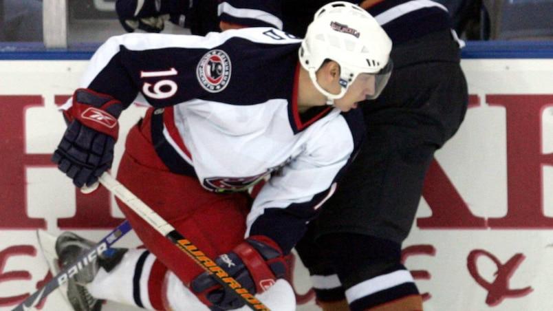«Si c'était à refaire, je ne rejouerais pas au hockey» -Alexandre Picard
